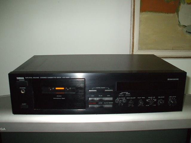 Stereo Cassette Deck YAMAHA  K 330RS