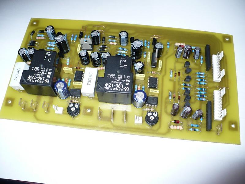 Protectii amplificator DIY