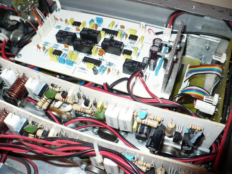 MB600 - un amplificator DIY