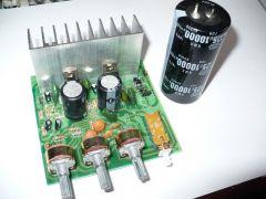 KIT234 - amplificator audio cu corector de ton