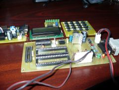 Programator microcontrolere Atmel