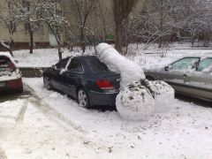 solutie pt cei ce iti blocheaza locul de parcare