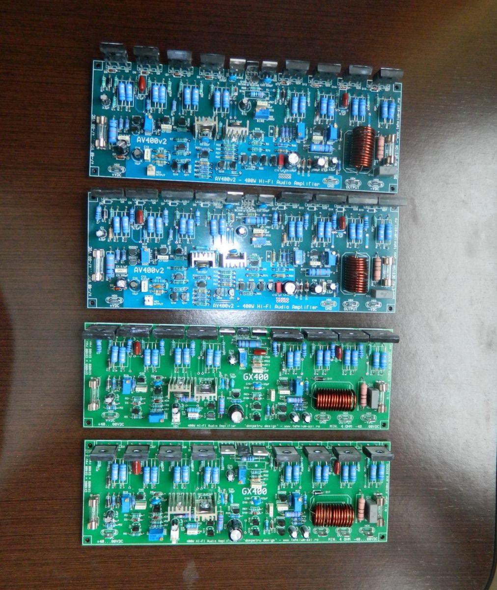 AV400v2 Si GX400