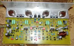 TA200 audio amplifier 1