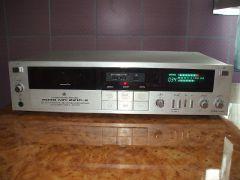 Stereo Cassette Deck JAUZA MP221C 2.