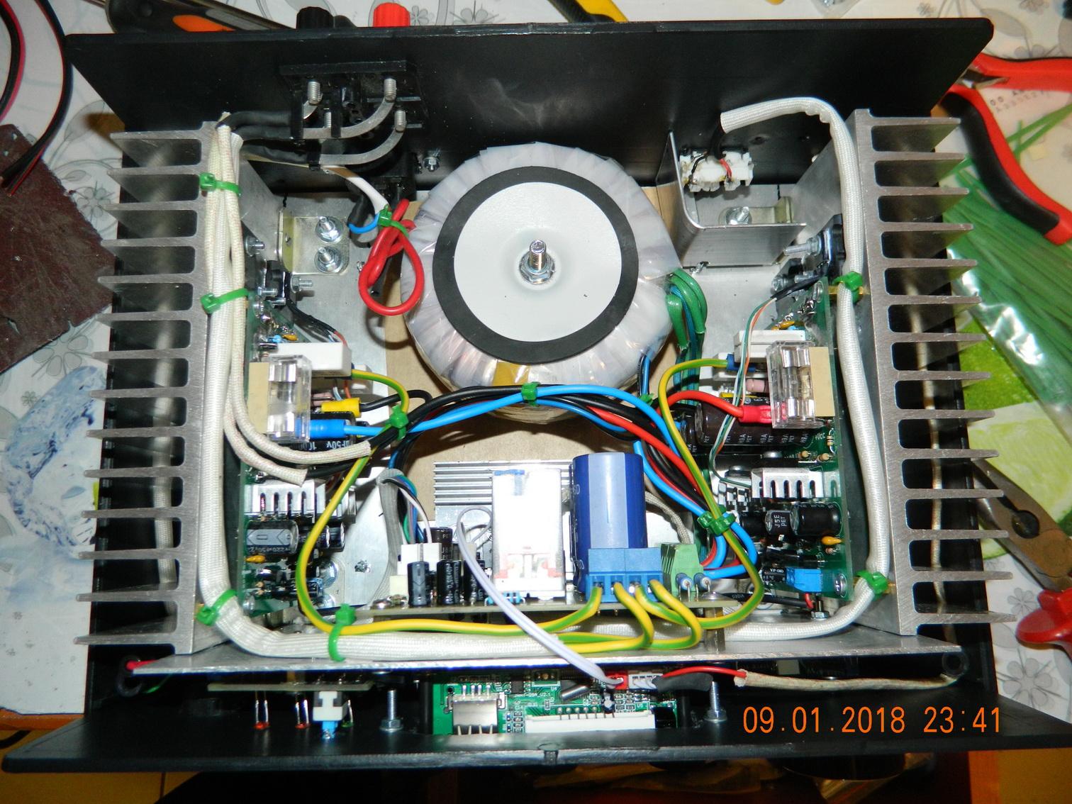 Statie de amplificare cu DP0342 & DP0725 & 2xMP100v3_ 03.JPG