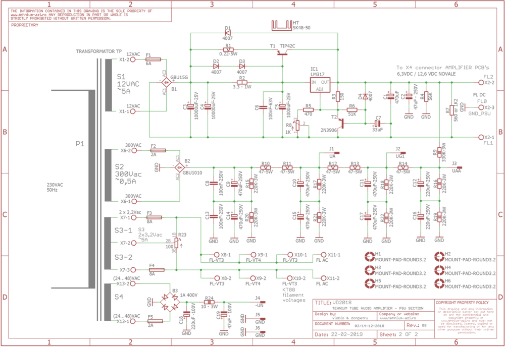 PSU Schematic TUBE TEHNIUM Amplifier rev.8.png