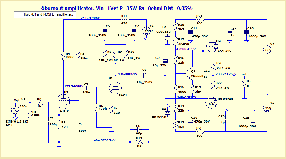 Hibrid 6J1 and MOSFET 35W amplifier.png