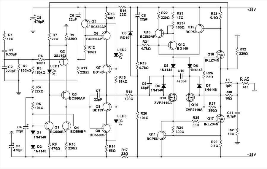 Schema amplificator MOSFET 100.jpg