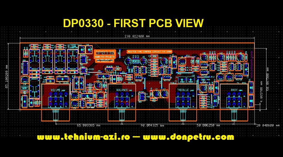 DP0330 - First PCB VIEW tone control circuit for A350.jpg